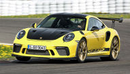 Porsche 911 GT3 RS: Supertest