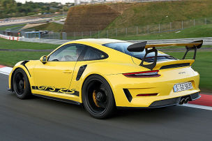 911 GT3 RS: Ready to race!
