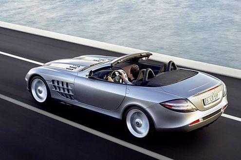 Quelle der Kraft: Auch der Roadster leistet stramme 626 PS.
