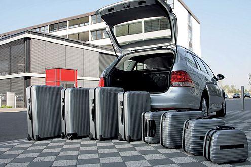 Da geht was rein: Der Kofferraum im Variant fasst bis 1550 Liter.