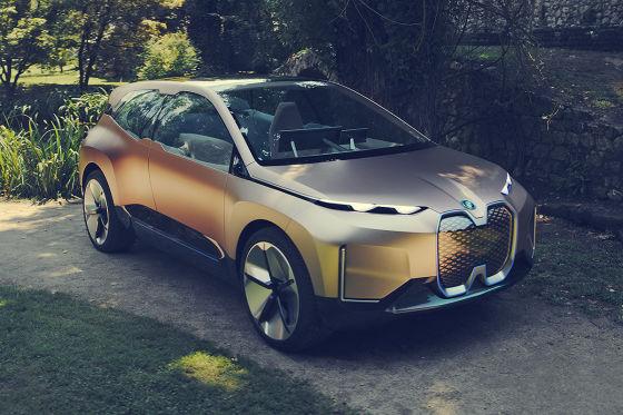 Alles zum BMW Vision iNext