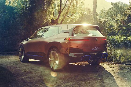 So sieht sich BMW in der Zukunft!