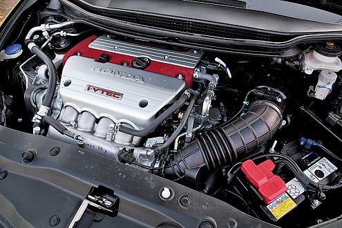 Sagenhaft: Der Civic Type-R holt 200 PS aus einem Zweiliter-Saugmotor.