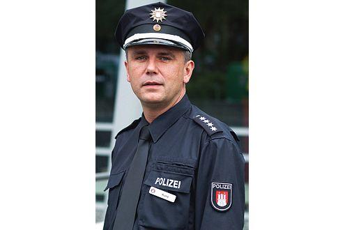 """Polizeihauptkommissar Ralf Kunz: """"Wegfahrsperren werden geknackt."""""""