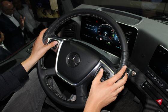 Das ist der neue Mercedes Actros