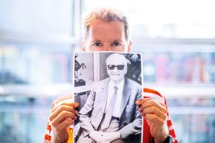 Vettel lässt Enzo Ferrari weiterleben