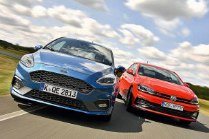 Ford Fiesta ST/VW Polo GTI: Test