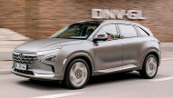 Hyundai Nexo Fuel Cell: Test