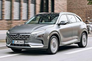 Wasserstoff-Hyundai im Test