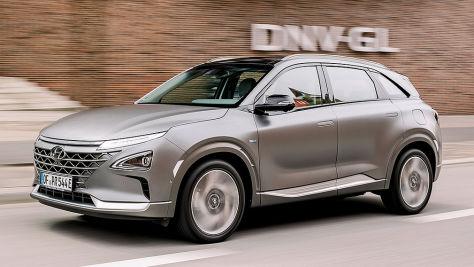 Hyundai Nexo Fuel Cell: Test
