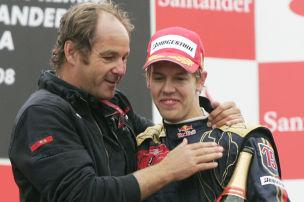 Berger erklärt den Vettel ohne Maske