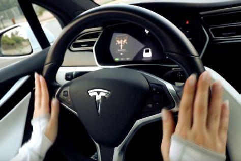 Entspannungs-Video mit Auto