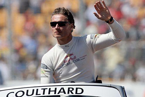 Red-Bull-Pilot David Coulthard lieferte dubiose Top-Speed-Werte.
