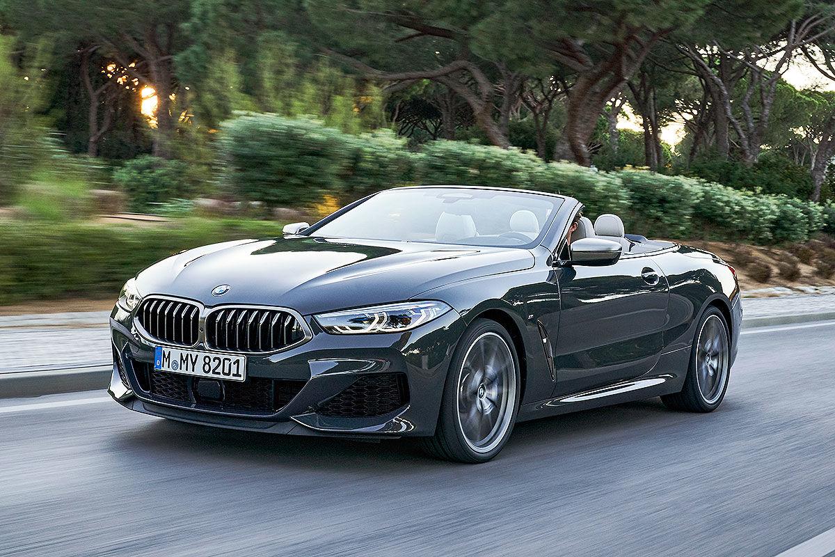 Bildergalerie BMW 8er Cabrio (2019)
