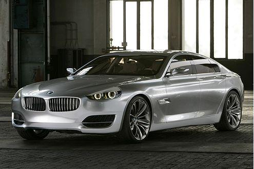 Bitte bauen: Der BMW Concept CS ist viel zu schade fürs Designmuseum.