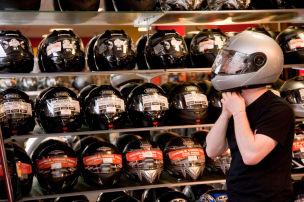 Welcher Helm ist geeignet?