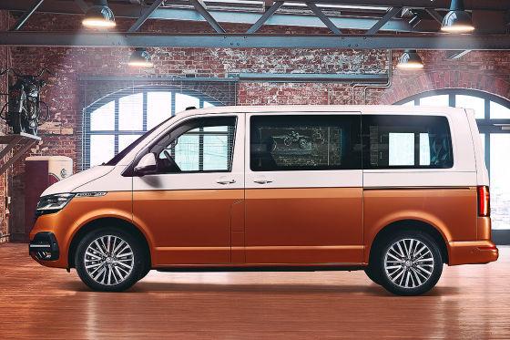 Das ist der neue VW T6 Facelift