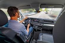 VW T6 Facelift (2020): Vorschau