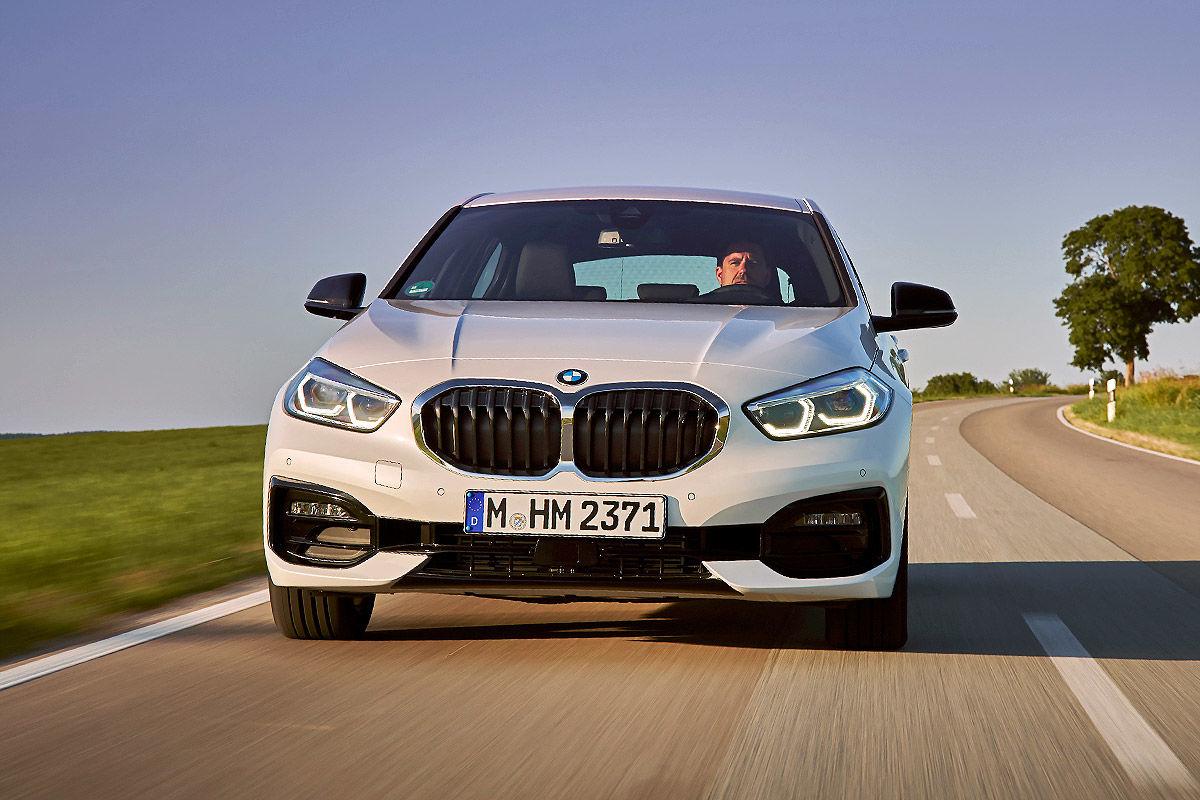 Bildergalerie BMW 1er (2019)