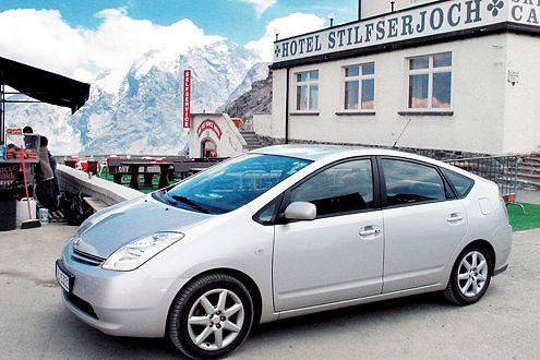 Nur für städtische Vielfahrer? Hybridautos wie der Prius rechnen sich laut der Studie vorerst nicht.