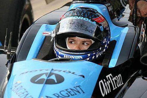 Danica Patrick hat es wieder nicht geschafft. Nach Platz vier 2005 blieb 2007 wie im Vorjahr nur Rang acht.