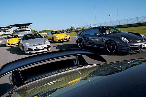 Königsdisziplin Rundkurs – und der Speedart 911er hängt alle ab.