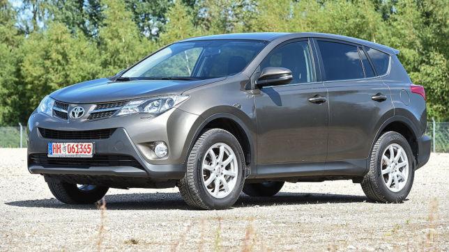 Toyota RAV4: Gebrauchtwagen-Test