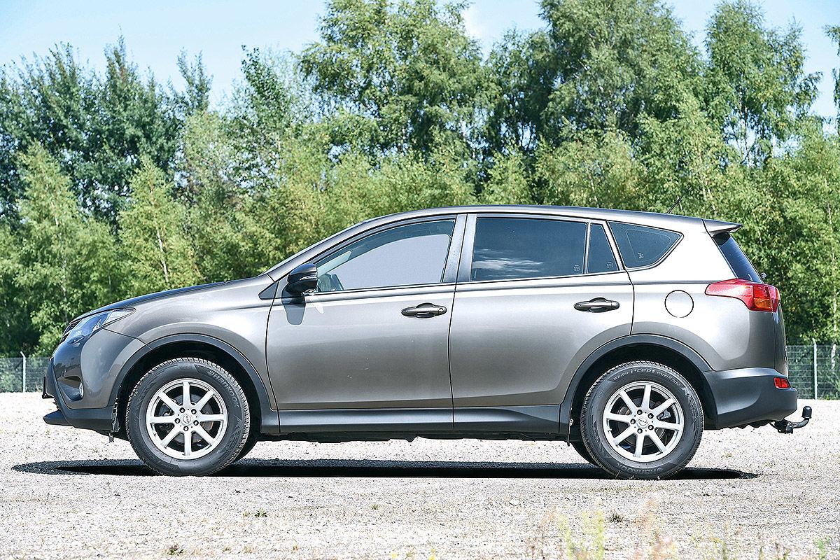Gebrauchtwagen-Test Toyota RAV4 (4. Generation)