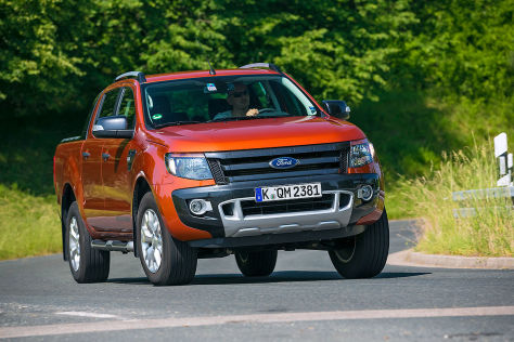 ford ranger gebrauchtwagen test. Black Bedroom Furniture Sets. Home Design Ideas