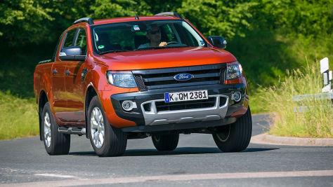 Ford Ranger: Gebrauchtwagen-Test