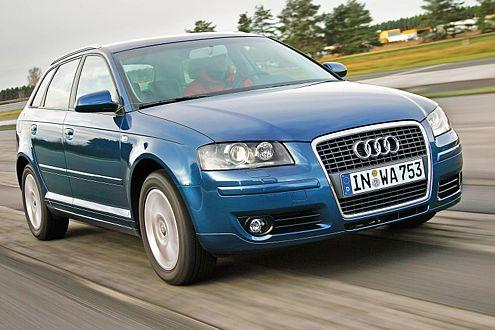 Ein Golf in nobler Verpackung: Der Audi A3 landet auf Platz 11.