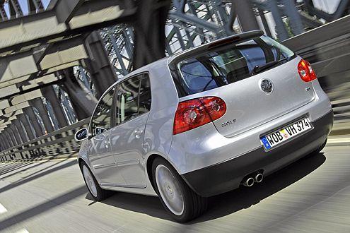 Aus 1,4 Litern zaubert der Golf GT mehr als ordentliche Fahrleistungen.