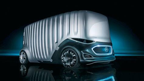 Mercedes Vision Urbanetic (2025)