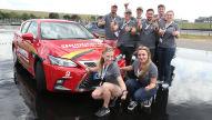 Partneraktion: Bridgestone Reifentest
