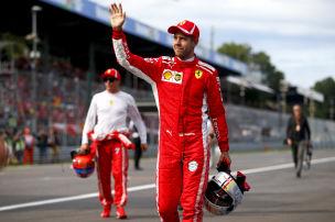 Darum ist Vettel sauer
