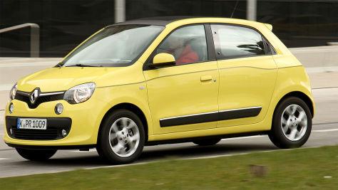 100.000 Kilometer im Renault Twingo