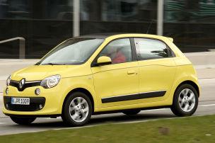Renault Twingo im Dauertest