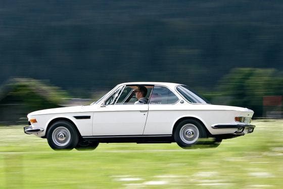 BMW-Coupé E9