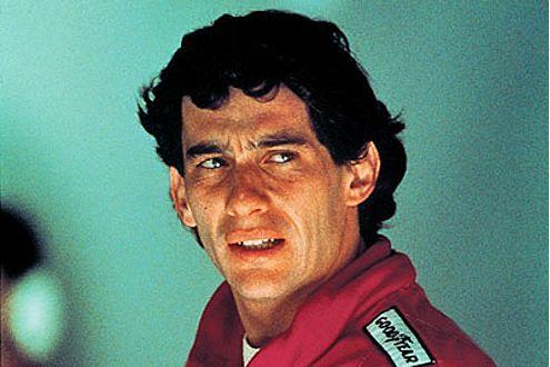 Ayrton Senna starb 1994 am selben Wochenende wie Roland Ratzenberger.