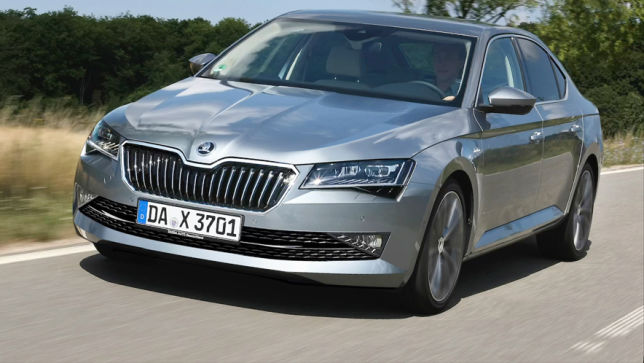 video skoda superb 2019 autobild de rh autobild de