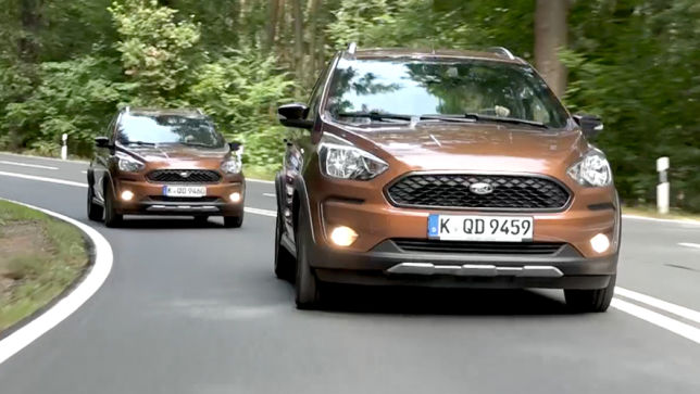 Mit Ford durch die Sächsische Schweiz