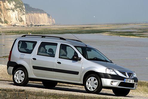 Alternative: ein neuer Dacia Logan MCV statt einem Gebrauchten.