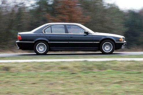 BMW 740i: Vor allem die Benziner machen wenig Ärger.