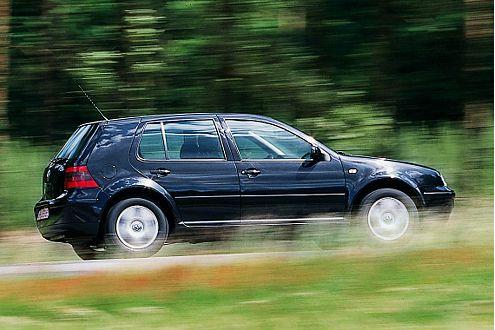 VW Golf IV: In der Kompaktklasse gibt es viele gute Angebote.