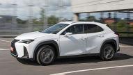 Lexus UX 250h FWD: Fahrbericht