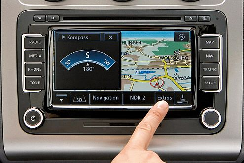 vw touran radio navi. Black Bedroom Furniture Sets. Home Design Ideas