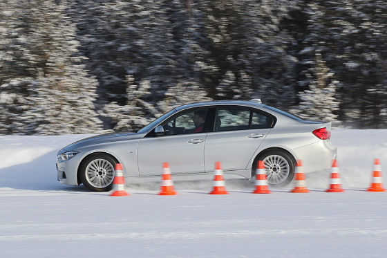 AUTO BILD-Winterreifen-Test