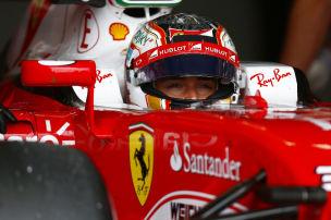 Zweitjüngster Ferrari-Pilot aller Zeiten!