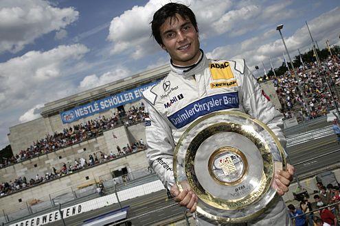 Der Sieger vom Norisring: Bruno Spengler gewinnt souverän in Nürnberg.