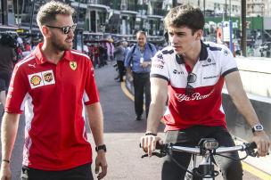 Leclerc gefährlich für Vettel